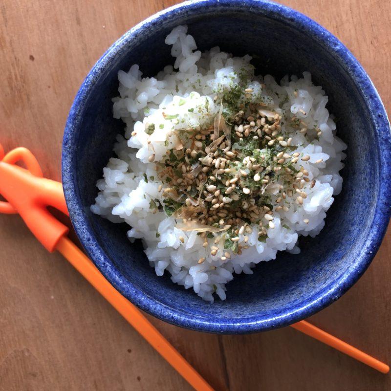 Sushi Rice Furikake