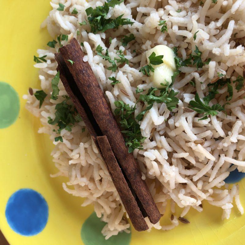 Rice Cooker Cumin Basmati