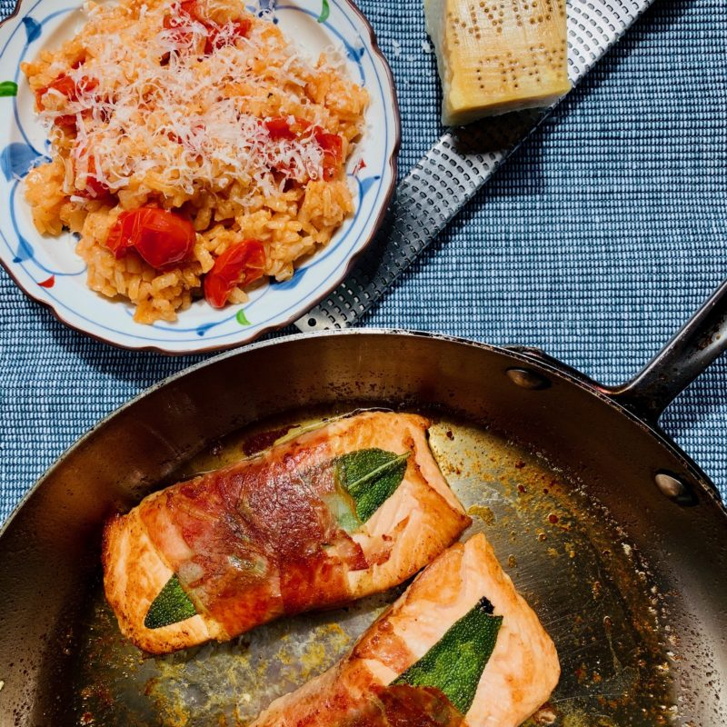 bc-salmon-saltimbocca