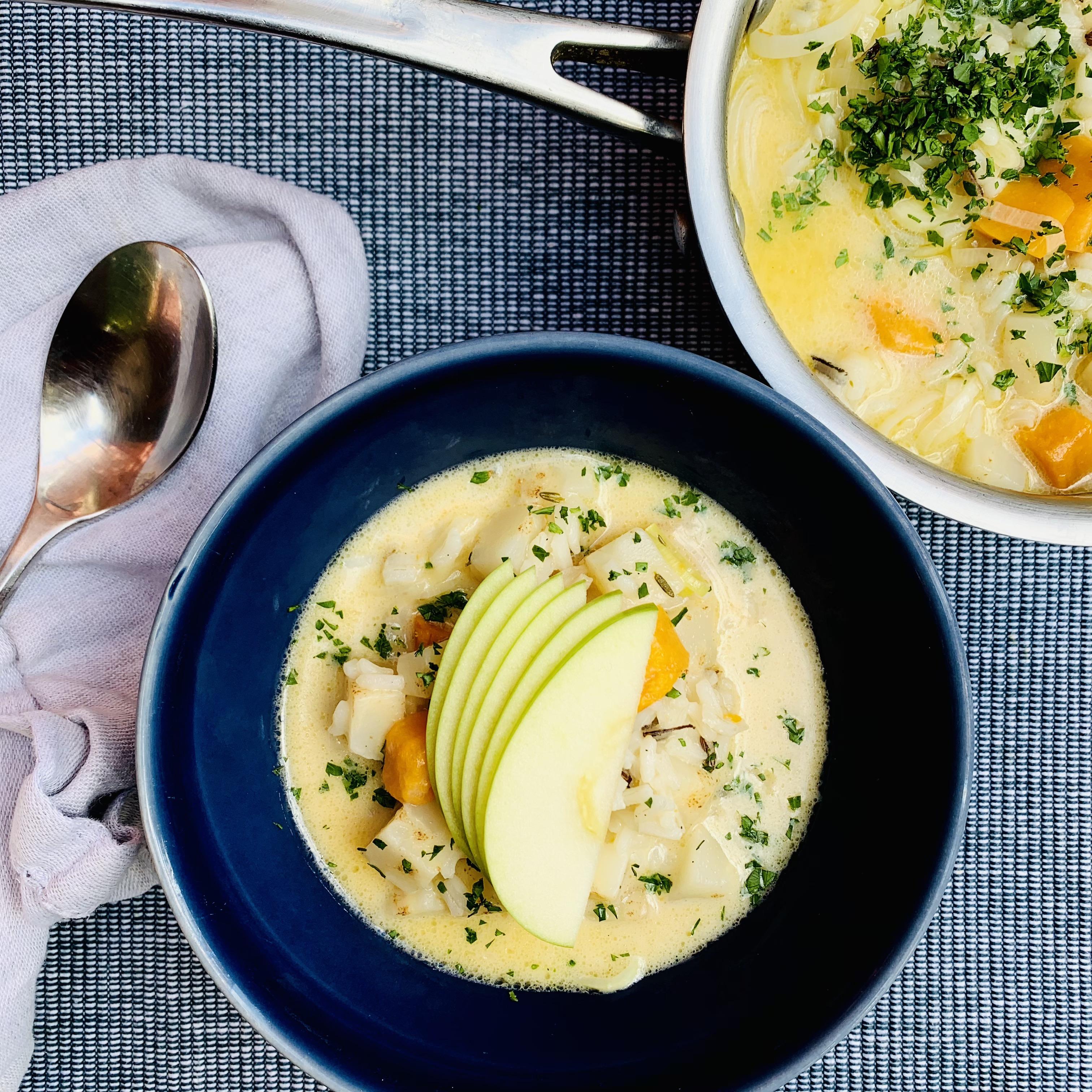 celery-root-wild-rice-chowder