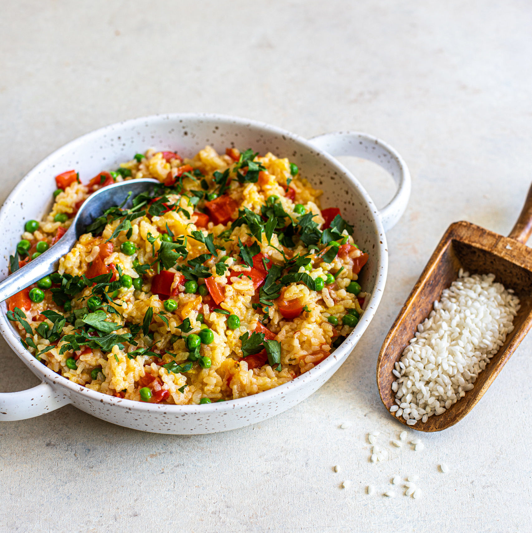 Rice cooker Paella